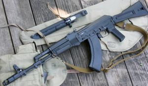 روسیه اسلحه AK-103 را ارتقاء داد+عکس
