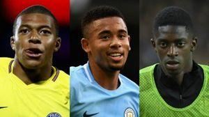 ۳ نامزد نهایی پسر طلایی فوتبال اروپا معرفی شدند
