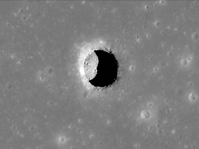 همه چیز درباره تحقق زندگی در ماه! +عکس