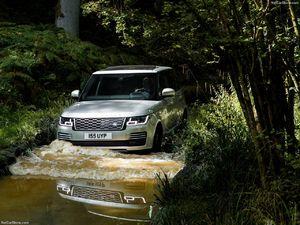 Land Rover Range Rover (2018)