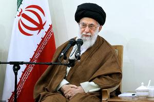 دیدار دستاندرکاران کنگره آیتالله مصطفی خمینی با رهبر انقلاب