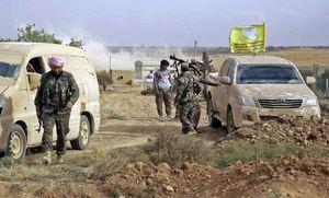 کردهای سوریه: دیگر با داعش نمیجنگیم