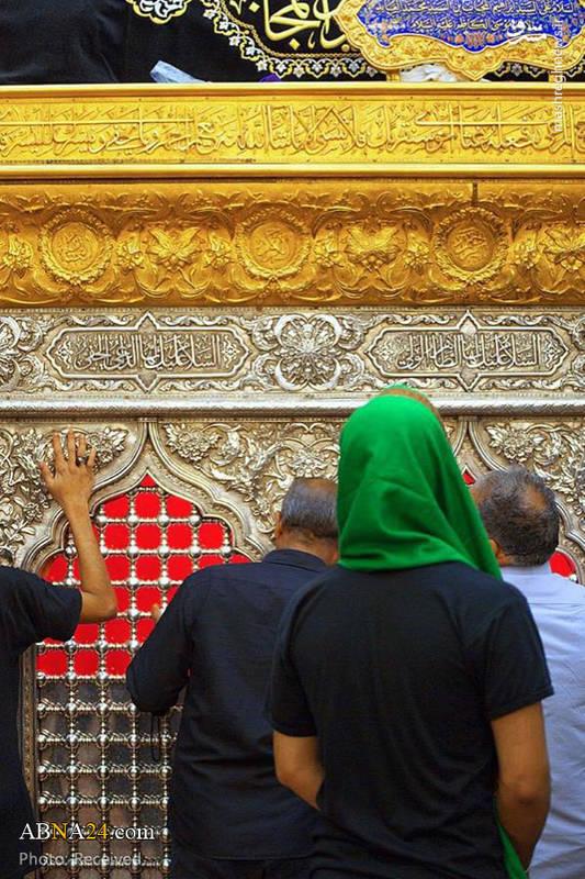جدیدترین تصاویر از حرم امام حسین(ع)