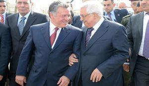 اردن و محمود عباس