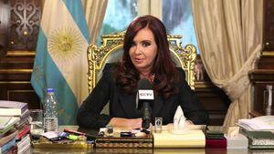 فرناندز به سنای آرژانتین راه یافت