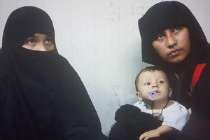 حضور زنان داعشی جلوی دوربین فیلمساز ایرانی