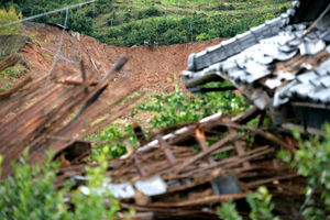 26 کشته و 23 مفقود بر اثر رانش زمین در فیلیپین