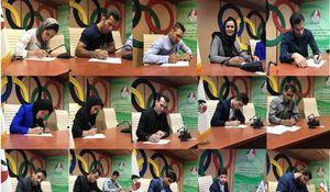 تایید شدگان انتخابات کمیسیون ورزشکاران