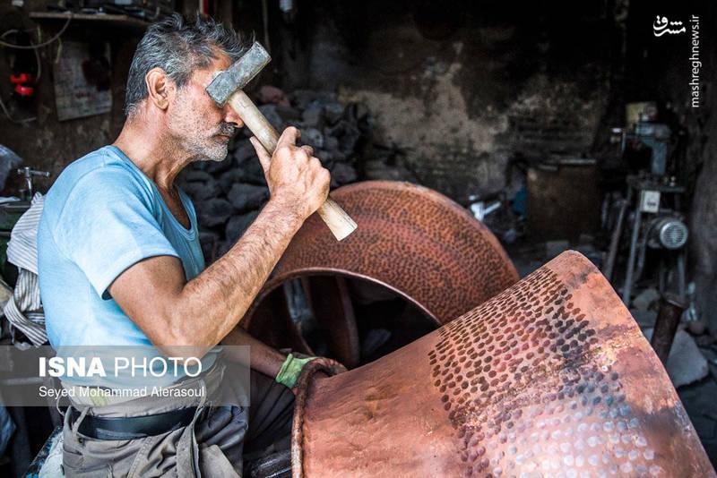 فیلم ایرانیان بدست  مشرق نیوز - عکس/ صنعتی با قدمت ۵۰۰۰ ساله