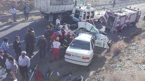 برابری کشتههای تصادفات جادهای با یک جنگ