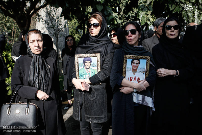 2090800 تشییع جنازه ابراهیم آشتیانی + تصاویر حضو چهره ها در تشییع جنازه ابراهیم آشتیانی