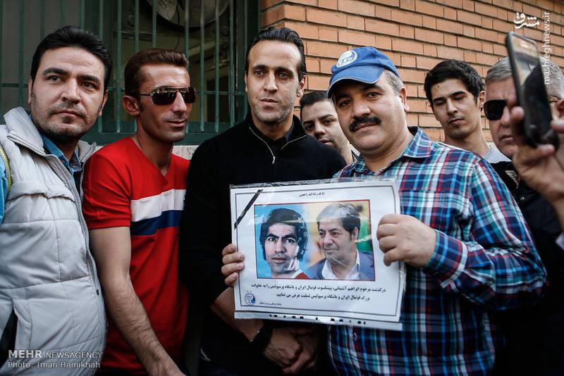2090818 تشییع جنازه ابراهیم آشتیانی + تصاویر حضو چهره ها در تشییع جنازه ابراهیم آشتیانی