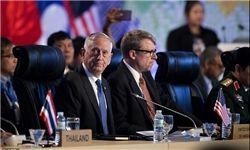 وزیر دفاع آمریکا: عجلهای برای جنگ با کره شمالی نداریم
