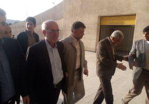 عکس/ حضور استاندار تهران در ورزشگاه آزادی