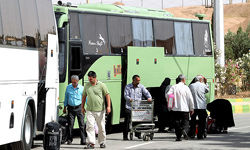 برقراری امنیت کامل مرز خسروی برای زائران اربعین