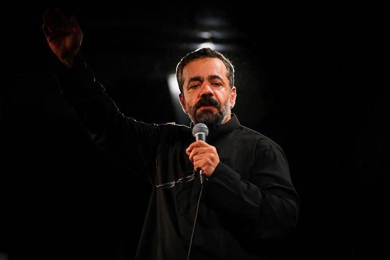 حاج محمود کریمی مداحی شور یه کاری برای وصالم کن ارباب