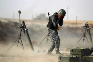 آغاز عملیات آزادسازی شمال القائم عراق