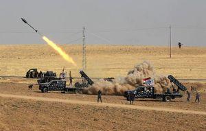 تداوم پیشروی نیروهای عراقی در غرب الأنبار