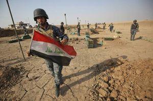 تسلط ارتش عراق بر ۴۰حلقه چاه نفت در غرب موصل