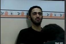روضه خوانی شهید مدافع حرم در نجف اشرف