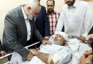 هنیه: رژیم صهیونیستی مسئول ترور نافرجام ابونعیم است