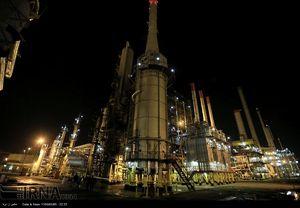 آتش سوزی مرگبار در پالایشگاه نفت تهران