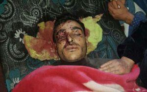 هلاکت فرمانده پلیس تروریستها در نزاع محلی +عکس