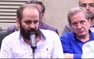 فیلم/ شعرخوانی محمد سهرابی در جشن عید غدیر