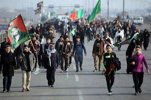 نماهنگ ویژه پیاده روی اربعین با صدای حاج ابوذر بیوکافی - میام اربعین پیاده تا کربلا