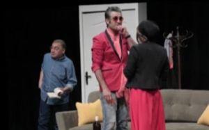 سکوت، تنها هنر مرکز هنرهای نمایشی در برابر ابتذال روی صحنه تئاتر!+عکس
