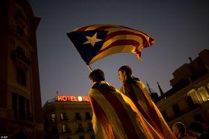کنترل معاون نخستوزیر اسپانیا بر کاتالونیا