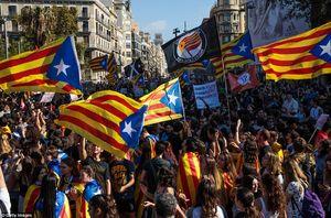 سرنوشت احتمالی کاتالونیا پس از اعلام استقلال چه خواهد بود + تصاویر و فیلم