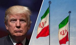 ترامپ بر علیه ایران