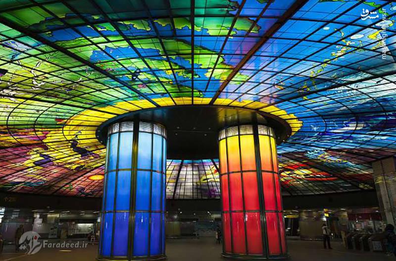 ایستگاه کائوسیونگ تایوان