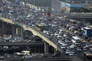 اسامی پرترافیکترین شهرهای بزرگ دنیا