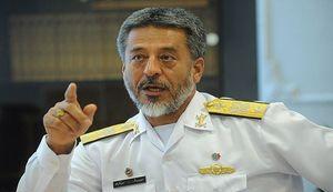 تامین امنیت دریایی در ۲۵۰۰ کیلومتر دور تر از مرزهای ایران