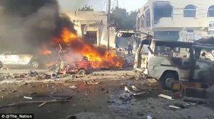 عکس/ حملات تروریستی خونین الشباب در سومالی