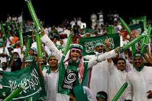 هواداران عربستان