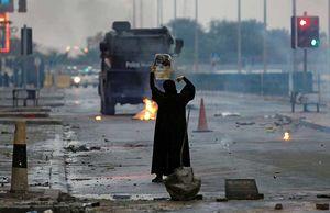 اعتصاب غذای پنج بانوی انقلابی دربند آل خلیفه