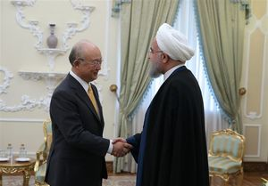 روحانی زمان پایبندی ایران به برجام را اعلام کرد