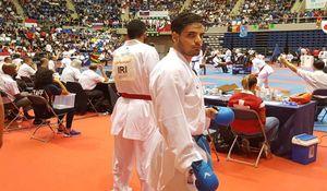 فیلم/ سریعترین ضربه در مسابقات جهانی کاراته