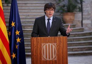 پیام کنایهآمیز رهبر کاتالونیا پس از شکست رئال