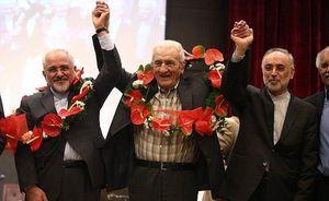 بازتاب درگذشت پهلوان زندی روی سایت اتحادیه جهانی کشتی