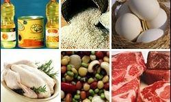 روایت آماری از تغییرات قیمت اقلام خوراکی +جدول