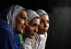 ماجرای الهام چرخنده و خواهران منصوریان +فیلم