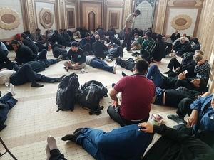 بلاتکلیفی مسافران نجف در فرودگاه امام خمینی(ره)