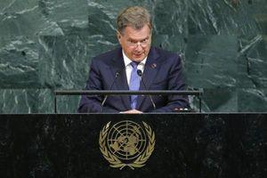 رئیس جمهور فنلاند: پیوستن به ناتو باید به همه پرسی گذاشته شود