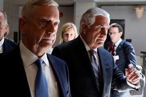 وزرای خارجه و دفاع آمریکا خواستار صدور «مجوز جنگ نامحدود» شدند