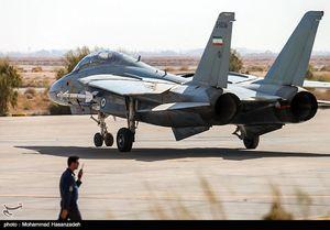 آمادهسازی جنگندههای نیروی هوایی ارتش