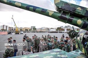 رزمایش مشترک محمد رسول الله(ص) ارتش جمهوری اسلامی ایران آغاز شد